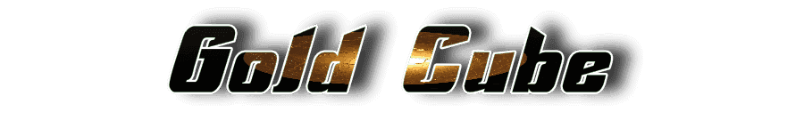 image of Gold Cube Logo