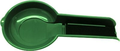 Green Banjo Pan