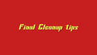 Final Cleanup Tips 140x80