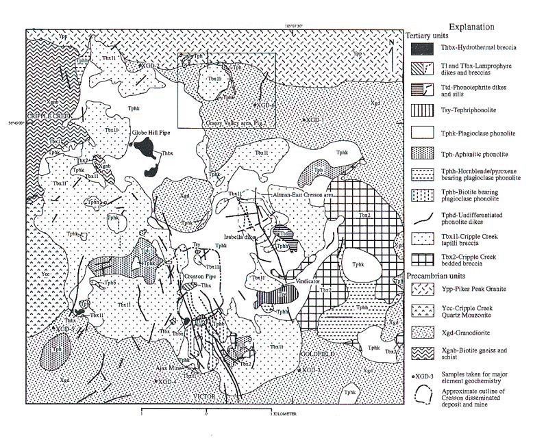 CC geologic Map